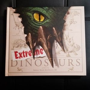 Extreme Dinosaurs Book